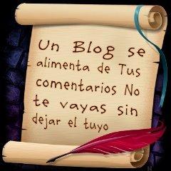 Escribir comentarios en un blog