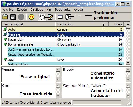 Traducir plantillas de WordPress con Poedit (1/2)